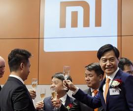 Xiaomi vượt mặt Apple, vươn lên thứ 2 thị trường smartphone toàn cầu