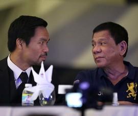 Lãnh đạo đảng cầm quyền Philippines 'mất ghế' sau vụ đấu khẩu với ông Duterte