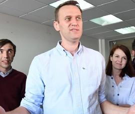 Nga kéo dài thời gian quản thúc tại gia người phát ngôn của ông Navalny