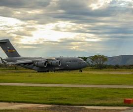 Venezuela tố bị C-17 Mỹ xâm phạm không phận, dọa 'đáp trả mạnh'