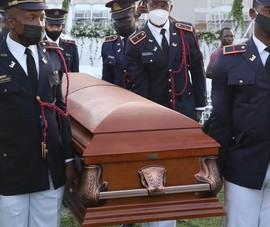 Bạo lực, biểu tình tiếp diễn, đoàn Mỹ đột ngột rời lễ tang cố Tổng thống Haiti