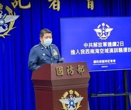 Mãn nhiệm chưa đầy 1 tháng, tướng Đài Loan bị điều tra cáo buộc gián điệp TQ