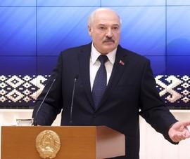 Ông Lukashenko: Belarus sẽ không ngại nhờ quân đội Nga nhưng không phải lúc này