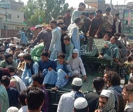 Afghanistan: Taliban tiến về thủ đô Kabul, Tổng thống Ghani tuyên bố sẽ từ chức