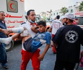 Lính Israel bắn bị thương 24 người Palestine biểu tình ở biên giới dải Gaza