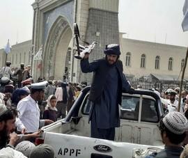 Tổng thống Afghanistan xác nhận Taliban đã chiến thắng