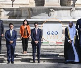 COVID-19: G20 chuẩn bị ký hiệp ước đảm bảo công bằng vaccine