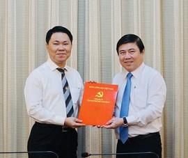 Bí thư huyện Bình Chánh làm Giám đốc Sở Xây dựng TP.HCM