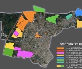 21 nhà đầu tư 'dòm ngó' 23 khu đất khủng ở Hóc Môn