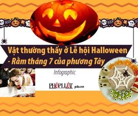 Ý nghĩa nhân văn sau những vật thường thấy ở lễ hội Halloween