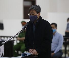 Đang xử phúc thẩm cựu bộ trưởng Nguyễn Bắc Son và đồng phạm