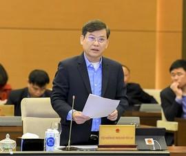 Viện trưởng Lê Minh Trí nói về việc thu hồi tài sản tham nhũng