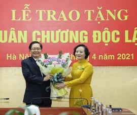 Ông Lê Vĩnh Tân nói gì trước khi rời nhiệm sở?