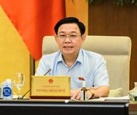 Chủ tịch Quốc hội đề nghị kiểm toán việc sử dụng các nguồn lực cho chống dịch