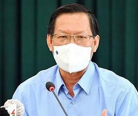 Chủ tịch Phan Văn Mãi: Sau 30-9 TP.HCM từng bước mở cửa hoạt động kinh tế