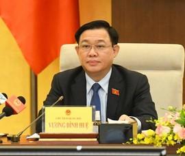 Chủ tịch Quốc hội: Cần một chương trình tổng thể về phục hồi kinh tế sau dịch