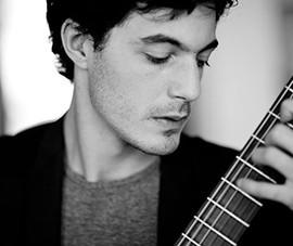 Nghệ sĩ guitar Gabriel Bianco biểu diễn tại TP.HCM