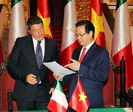 Đưa kim ngạch hai chiều Việt Nam - Ý lên 5 tỉ USD