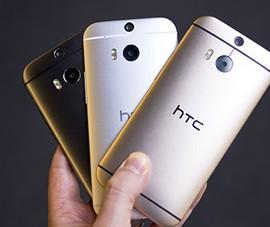 Mua HTC One M8 mùa World Cup tặng quà hơn 2 triệu đồng
