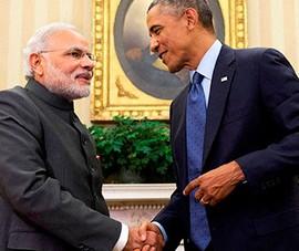 Mỹ và Ấn Độ tăng cường an ninh hàng hải