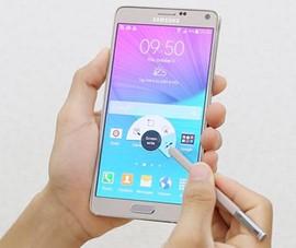 Mua Samsung Galaxy Note 4 nhận quà 4,6 triệu đồng
