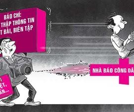 Nhân ngày Nhà báo Việt Nam 21-6: Thách thức với nghề báo từ mạng xã hội