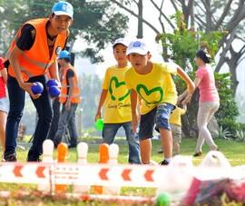 Ngày vui chơi miễn phí cho trẻ em TP.HCM