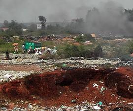 Tốn hàng chục tỉ đồng để dọn bãi rác 'chui'