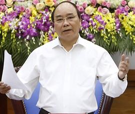 Thủ tướng Nguyễn Xuân Phúc: Xây dựng một chính phủ 'kiến tạo, phục vụ'