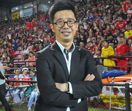 Chàng rể Việt Nam được Thai-League trải thảm đỏ mời về làm CEO