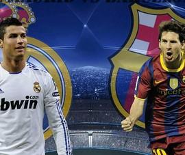 Barcelona-Real Madrid: Trận 'siêu kinh điển' thiếu muối
