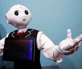 Robot sắp bị đánh thuế thu nhập?