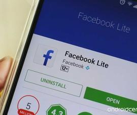 Facebook Lite giả ăn cắp thông tin người dùng
