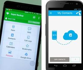Phòng tránh mất danh bạ trên smartphone