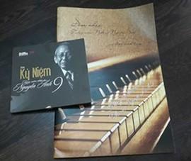 Album và tập nhạc tưởng niệm Nguyễn Ánh 9