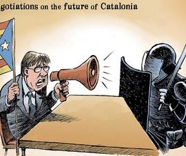 Catalonia lùi hay chiến?