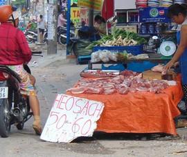 Cẩn thận với thịt heo 'sạch' bán giá bèo