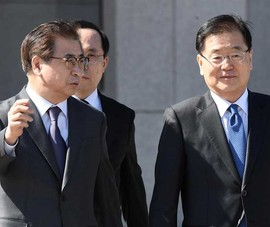 Triều Tiên gửi thông điệp 'mật' đến Mỹ