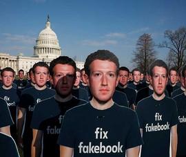 Ông chủ Facebook giữa muôn trùng vây
