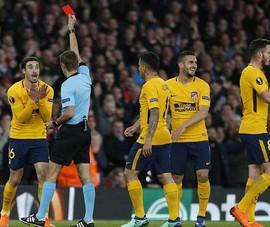 Arsenal - Atletico Madrid (1-1): Ông Wenger thất vọng tràn trề