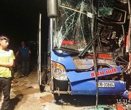 Vụ tai nạn 13 người chết: Tài xế chạy nhiều giờ liền