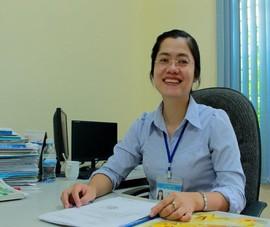 Nữ chủ tịch phường lăn xả với dân