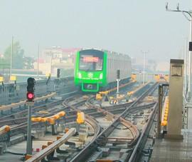Giá vé metro Cát Linh sẽ cao hơn xe buýt
