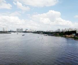 Hàng trăm dự án đang 'băm' bờ sông Sài Gòn