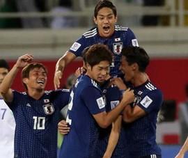 Nhật không 'chơi chiêu' được với thầy Park