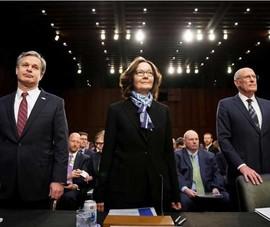 Bộ sậu tình báo Mỹ vẽ gì trong bức tranh 'đe dọa toàn cầu'?