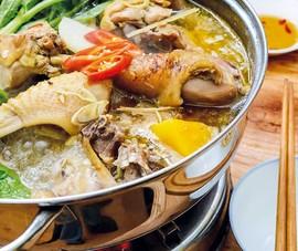 Ăn rong hàng 'độc' Sài Gòn