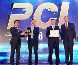 PCI 2018: Tham nhũng vặt đã giảm rõ rệt