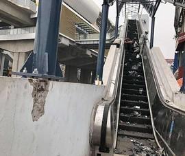 Hư hỏng ở đường sắt Cát Linh: Tổng thầu chịu trách nhiệm