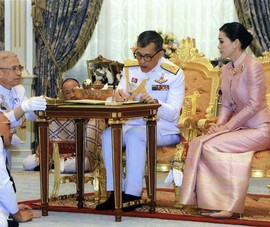 Những điều chưa biết về tân hoàng hậu Thái Lan
